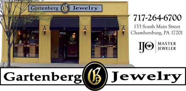 Gartenberg Jewelry logo