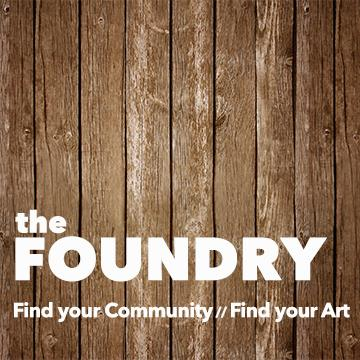 the foundry logo