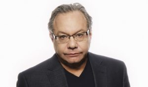 Comedian and playwright Lewis Black.